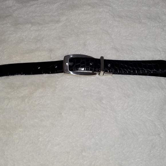 Ralph Lauren Blk/Brwn Reversible Belt